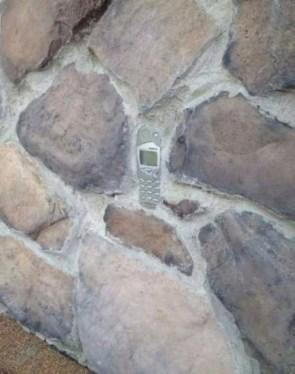 The brick legend