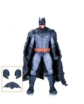 Red Eyed Batman Toy