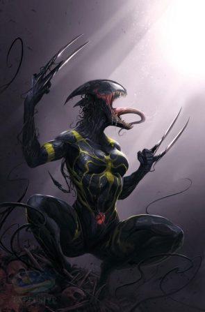 Venom Wolverine