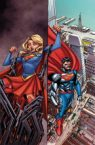 cyborg superman is going to murder supergirl