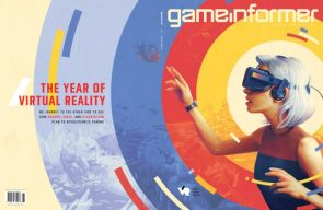 game Informer – the year of virtual reality