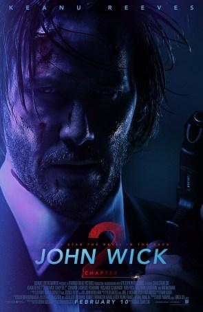 JOHN WICK 2 Official Trailer #2 (2017)