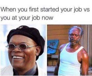 now vs then