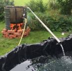 red neck hot tub