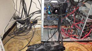 tangled computer