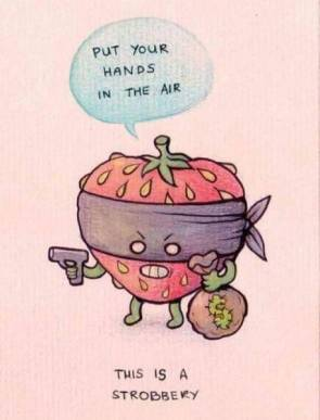 when fruit goes bad