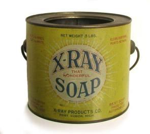 X-RAY SOAP