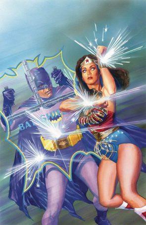 Batman 66 and Wonder Woman