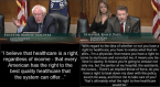 Bernie Vs Rand Paul