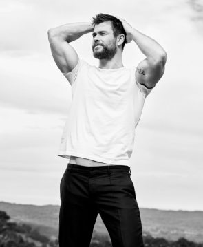 Chris Hemsworth for GQ AU