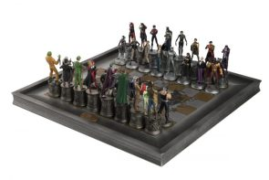 DC CHESS COLL THE COMPLETE BATMAN SET