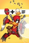 DEADPOOL THE DUCK BY NAKAYAMA POSTER