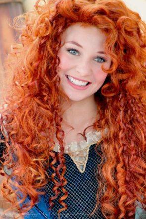 Disney Redhead