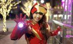 Female Iron Man by Risa Chan