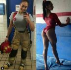 Firefighter butt