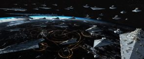 Fleet Review by Fractalsponge