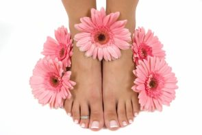 Flower Toes