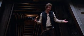Han Solo Don't Know