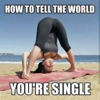 How To Tell The World You're Single