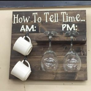 How to tell time with glasses