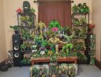 Hulked out room