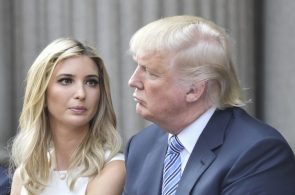 Ivanka desires some father time