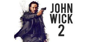 John Wick 2 Wallpaper