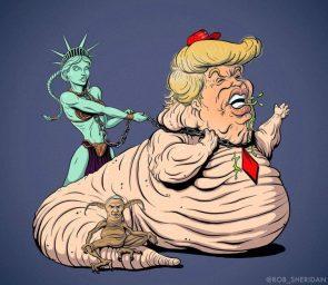 Liberty WIll Kill Trump