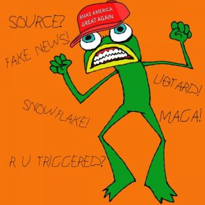 MAGA FROGS