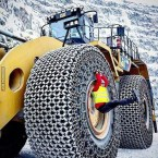 Massive Tire Chains