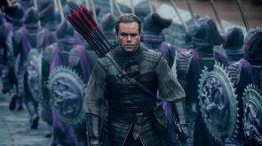 Matt Damon is the great White hope for china