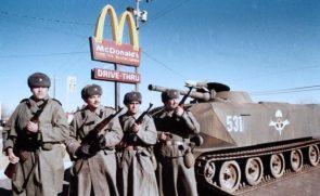 McDonald Assault by the Russians