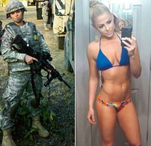 Military tight body
