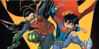 Robin and Superboy