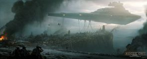 Rogue One Concept – Mining Operation