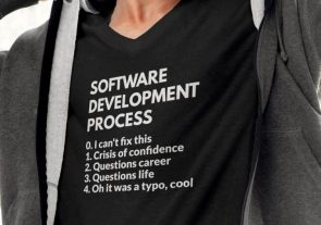 Software Development Process T-Shirt