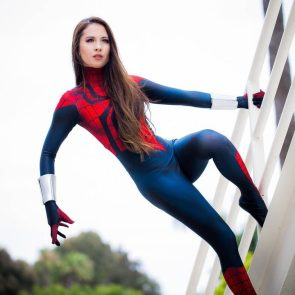 Spider-girl by Hendo Art