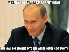 Spies Sent Home