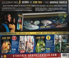 Star Trek Graphic Novels