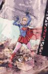 Supergirl found some kitties