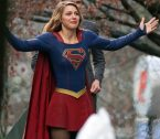 Supergirl is goofy