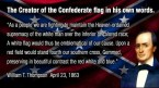 The Creator Of the Confederate flag, in his own words