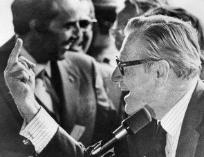 The Rockefeller Salute