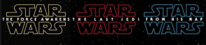 The Star Wars Titles