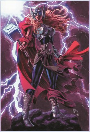 Thor 15 by Mike Deodato Jr