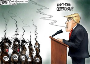 Trump is a dragon