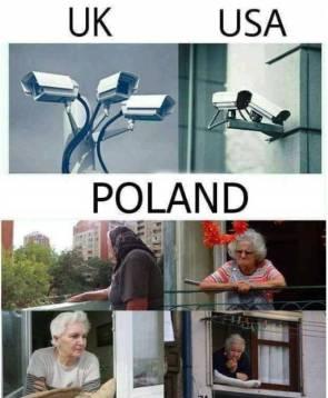 UK v USA v Poland – Security