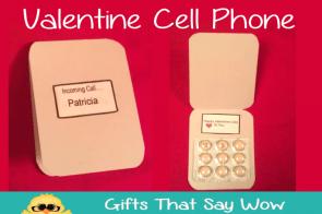 Valentine Cell Phone