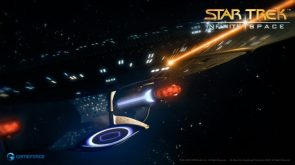 star Trek- Infinite Space