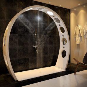 Arch Shower